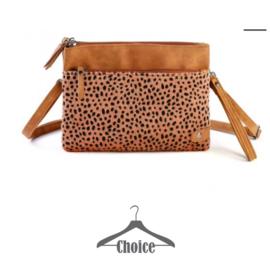 Bag Cheetah Lima Camel