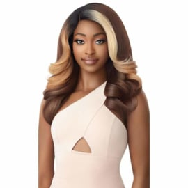 Outre Soft & Natural Synthetic Lace Front Wig - Neesha 209