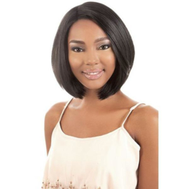 Motown Tress Lace Deep Part Lace Front Wig - LDP-FINE ------#1B