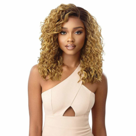 Outre Synthetic Lace Front Wig - Teagan