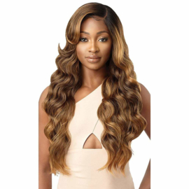 Outre Melted Hairline Synthetic Lace Front Wig - Aries