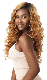 Outre Synthetic Lace Front Wig - Angelique