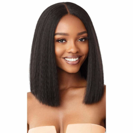 """Outre Synthetic Lace Front Wig - Annie Bob 12"""""""