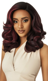 Outre Premium Soft & Natural Lace Front Wig Neesha 205