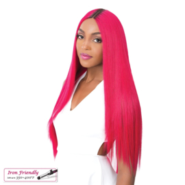 Its a Wig Synthetic 4 inch Lace Part Wig - PAULONIA