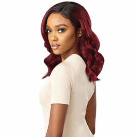 Outre Melted Hairline Synthetic Lace Front Wig - Elora