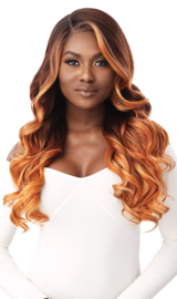 Outre Synthetic Lace Front Wig - Amarilis