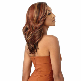 Outre Melted Hairline Synthetic Lace Front Wig - Amanda