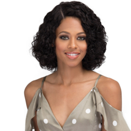 Bobbi Boss 100% Unprocessed Human Hair Lace Part Wig - MHLP0003 LADONA