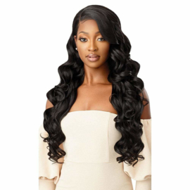 Outre Melted Hairline Synthetic Lace Front Wig - Chandell