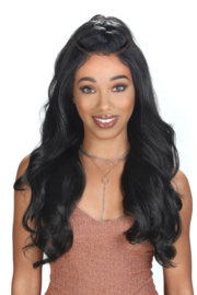 Zury Sis Beyond Lace Front Wig BYD MP-Lace H Fab ——— #1B