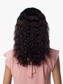 Sensationnel 100% Virgin HH Factory Direct 10A Unprocessed Lace Wig Natural Wave
