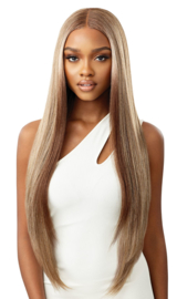"""Outre Synthetic SleekLay Part Lace Front Wig - Elmirah 34"""""""