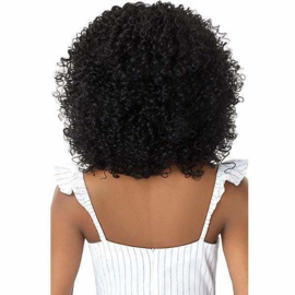 Outre Big Beautiful Hair Synthetic Lace Front Wig - 3B RHYTHM RINGLETS