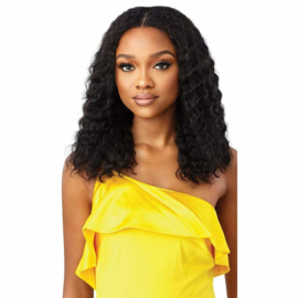"""Outre MyTresses Gold Label Human Hair Leave Out Wig - Peruvian Wave 18"""""""