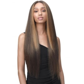 "Bobbi Boss Synthetic 5"" Deep Part Swiss Lace Front Wig - MLF481 VANESSA"