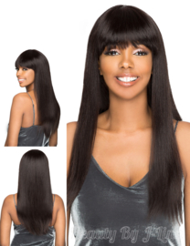 Amy Aviance Indu Gold 100% Human Hair Full Wig - ROSA