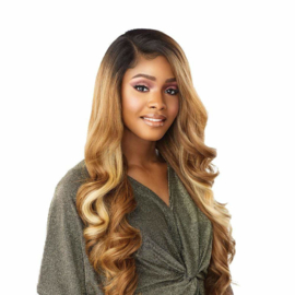 Sensationnel Butta Lace Pre-Plucked HD-VIRTUALLY UNDETECTABLE LACE Front Wig BUTTA UNIT 7