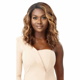 Outre Synthetic Lace Front Wig - Laylyn