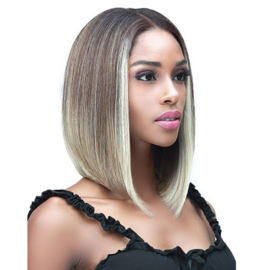 Bobbi Boss Synthetic Hair 13x5 HD Frontal Lace Wig - MLF470S CHERIE SHORT
