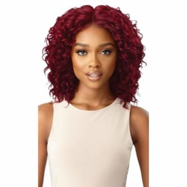 Outre Synthetic Lace Front Wig - Luciana