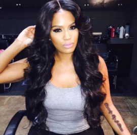 Long Body Wavy Lace Wig