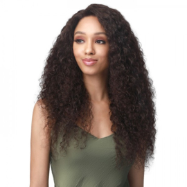 Bobbi Boss 100% Human Hair 13X4 360 Swiss Lace Front Wig - MHLF517 SALMA