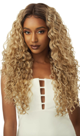 "Outre Premium HD Transparent 5"" Deep Swiss I -Parting Lace Front Wig Nikita"