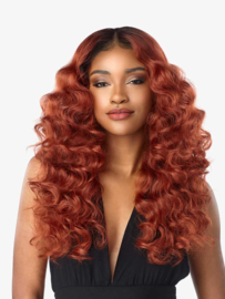 Sensationnel Synthetic Lace Front Wig Darlene