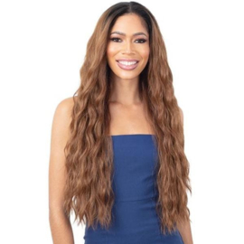Freetress Equal Illusion Lace Frontal Pre-Plucked Natural Density IL-006