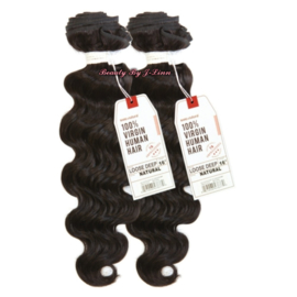 Sensationnel Malaysian Bare & Natural 7A LOOSE DEEP Weave