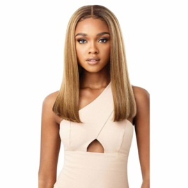 Outre Perfect Hairline Synthetic Lace Front Wig - Linette