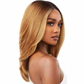 Outre Melted Hairline Collection - HD Swiss Lace Front Wig Martina