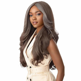 Outre Soft & Natural Synthetic Lace Front Wig - Neesha 208
