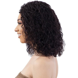 Shake N' Go Naked Brazilian Natural 100% Human Hair Lace Part Wig – Avery