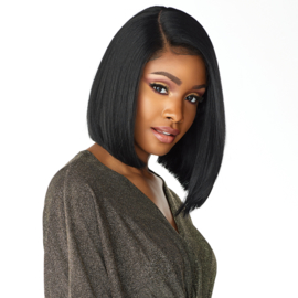 Sensationnel Butta Lace Pre-Plucked HD-VIRTUALLY UNDETECTABLE LACE Front Wig BUTTA UNIT 1 ------ #2