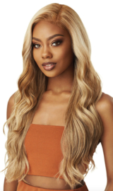 Outre Color Bomb The BLOND COLLECTION Swiss Lace Front Wig Kimani