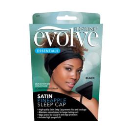 Evolve® Satin Pineapple Sleep Cap 1410