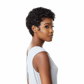 Sensationnel Shear Muse Synthetic HD Lace Front Edge Wig - Amina