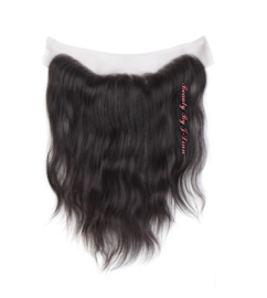 Vivica A Fox Frontal Body Wave Natural Swiss Lace Closure - FTBN14