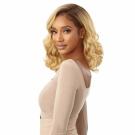 Outre Melted Hairline Synthetic Lace Front Wig - Herminia