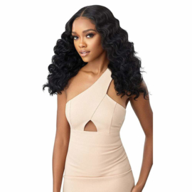 Outre Melted Hairline Synthetic Lace Front Wig - Fabiola