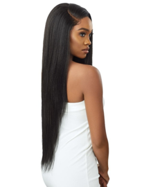 Outre Perfect Hairline 13x6 Pre-Plucked Baby Hair Lace Front Wig Shaday 32""