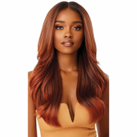 Outre Melted Hairline Collection - HD Swiss Lace Front Wig Kamiyah