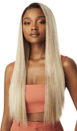 Outre Color Bomb The BLOND COLLECTION Swiss Lace Front Wig Kourtney