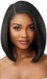 Outre Perfect Hairline Synthetic 13x4 Lace Frontal Wig - JENISSE