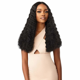 Outre Synthetic Lace Front Wig - Solana