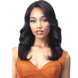 Bobbi Boss 100% Unprocessed Human Hair Lace Front Wig - MHLF542 TALIA