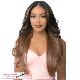 Its a Wig 5G TRUE HD TRANSPARENT Swiss 13x6 Lace Front Wig T LACE YOUNG +