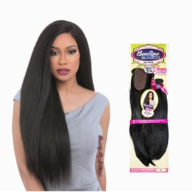 "Sensationnel Premium TOO MULTI Boutique Bundles Kinky Straight 18"",20"",22"" + Free Lace Part Closure"